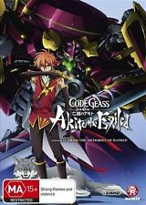Code Geass: Akito the Exiled Ep 4: From the Memories of Hatred NEW R4 DVD