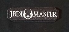 JEDI MASTER ARMY TAB USA ISAF MORALE SWAT VELCRO® BRAND FASTENER BADGE PATCH