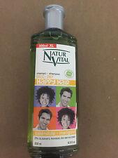 NATUR VITAL HAPPY HAIR DRY HAIR SHAMPOO MARIGOLD 500 ML HYPOALLERGENIC
