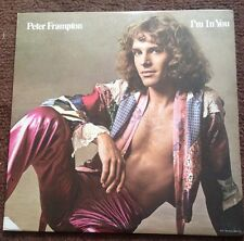 PETER FRAMPTON - I'm Into You - 1977 Vinyl LP - A&M SP4704