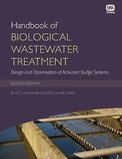 HANDBOOK OF BIOLOGICAL WASTEWATER TREATMENT - NEW HARDCOVER BOOK