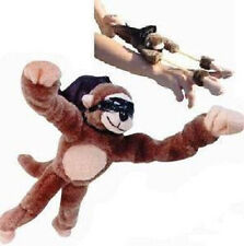 SLINGSHOT FLYING SCREAMING MONKEY TOY flingshot dog G21
