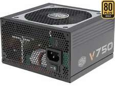 Cooler Master V750 - Compact 750W 80 PLUS Gold Modular PSU (6th Generation