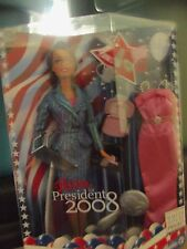 Barbie for President 2008 White House Project - Latina, Mattel NEW, NRFB