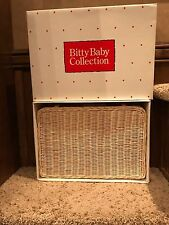 American Girl Doll Bitty Baby 1995 Retired Suitcase NIB Pleasant Company PC