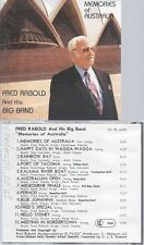 CD--FRED RABOLD--MEMORIES OF AUSTRALIA