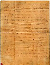 Ulysses S. Grant - Autograph Letter Signed - Uses a Tactic from Abraham Lincoln