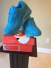 Air Max 90 Hyperfuse Blue Glow Size 10