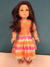 Genuine American Girl Doll Of The Year 2006 Jess McConnell