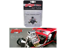 1934 BLOWN ALTERED 426 DRAG ENGINE & TRANSMISSION REPLICA 1/18 BY GMP 18840