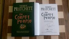 The Carpet People SIGNED NUMBERED LIMITED EDITION Terry Pratchett Slipcased 2005