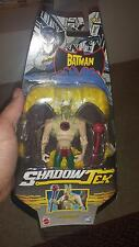 Hawkman Shadow Tek Action Figure The Batman DC Comics MOC Mattel 2007