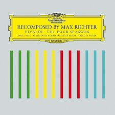 Daniel/de Ridder/concerto casa KO Berlino Hope-Recomposed by Max Richter CD NUOVO
