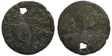 Italien Firenze Pietro Leopoldo, Quattrino 1789