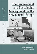 The Environment and Sustainable Development in the New Central Europe -ExLibrary
