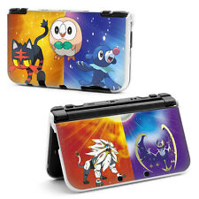 POKEMON Sole e Luna HARD CASE COVER PER NUOVO NINTENDO 3DS XL