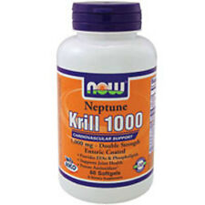Neptune Krill Oil 60 Softgels 1000 mg by Now Foods