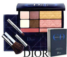 100%AUTHENTIC Ltd Edition DIOR COLLECTION VOYAGE MakeUp&BRUSH SET TRAVEL PALETTE