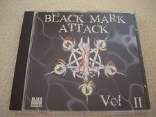 V.A. Black Mark Attack Vol. II CD Quorthon Fleshcrawl Necrophobic Tad Morose NM