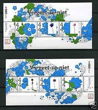Nederland Netherlands 2566-2567 Zomerzegels vergeet ze niet  2008 postfris/mnh