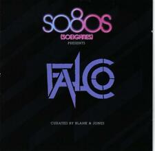 FALCO / SO80S PRESENTS FALCO CURATED BY BLANK & JONES - DOPPEL CD 2012 * NEW *