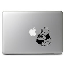 Winnie Pooh Honey Pot for Macbook Air Pro Laptop Car Window Vinyl Decal Sticker
