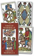 Tarot of Marseille by Lo Scarabeo Staff (2007, Cards,Flash Cards, Mini Edition)