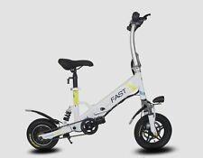 SCOOTER E-BIKE BICI ROLLER PIEGHEVOLE Pedelec Bici Elettrica Electric Bicycle