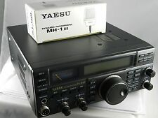 Yaesu Ham Radio HF base/mobile station Model FT 840 100w transceiver. Works well