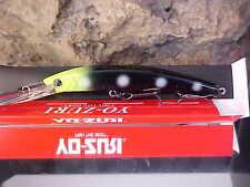"""Yo-Zuri  4 3/8"""" Deep Diver Walleye Crystal Minnow R1206-ZB in Color """"ZOMBIE"""""""
