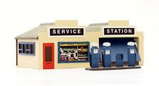 PETROL SERVICE STATION Dapol C032 Plastic KIT 00/HO Gauge 1/76 Model Railways