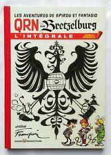 BD TL - Spirou et Fantasio QRN sur Bretzelburg - Integrale Spirou VO / FRANQUIN
