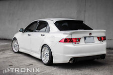 HONDA ACCORD 2003 - 2007 MUGEN STYLE REAR SPOILER  FOR SALOON CL7 / CL9