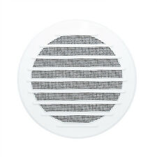 "Circle Ducting Ventilation Cover 100mm / 4"" Fly Screen Round Air Vent Grille P10"