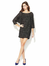 FRENCH CONNECTION FCUK 'Zola' NWT Studded Chiffon Dress/Tunic Sz 10 $288