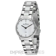 *NEW* SKAGEN LADIES SWAROVSKI WATCH - C878SSXW - RRP £129.00