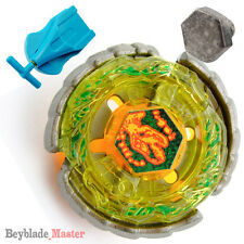 Beyblade Fusion master NIGHTMARE REX+METAL FACE BOLT+String BEY Launcher