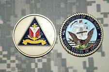 NEW US Navy Naval Air Station NAS Oceana Challenge Coin