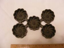 Wagner Ware 5 Cup Turk ,  K Pan. , Cast Iron muffin pan , Good condition