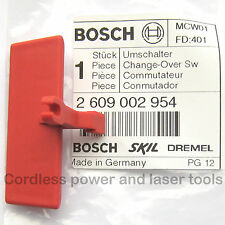 Bosch PSB 850-2 RE Drill Forward Reverse Change-Over Switch Slide 2 609 002 954