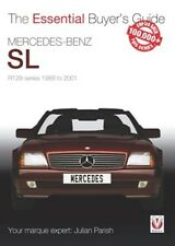 Mercedes-Benz SL R129-series 1989 to 2001 book paper