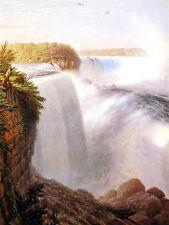 Robert Walter Weir  - Niagara Falls - 24'  CANVAS