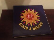 "ELKIN & NELSON 12"" LP SPAIN LATIN - FUNK -"