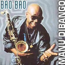 CD Bao Bao - Dibango, Manu NEW