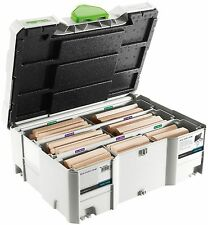 Festool Beechwood DOMINO assortment DS/XL D12/D14 128 498205 FREE NEXT DAY DELIV