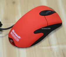 New USB Gaming Mouse For Microsoft Intellimouse Explorer 3.0 IE 3.0 red