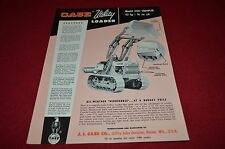 Case Tractor 310C Crawler Loader Dealer's Brochure YABE6