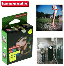 3X Lomography LOMO Color Negative 800 ISO 120 Print Film FRESH hasselblad