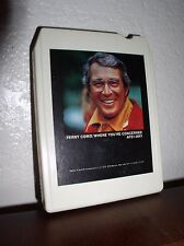 Perry Como: Where You're Concerned - 8 Track - RCA,1978