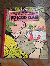 ko-klox-klan EO france 1957 les aventures de chick bill par tibet